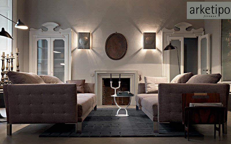 Arketipo 3-seater Sofa Sofas Seats & Sofas Living room-Bar | Design Contemporary
