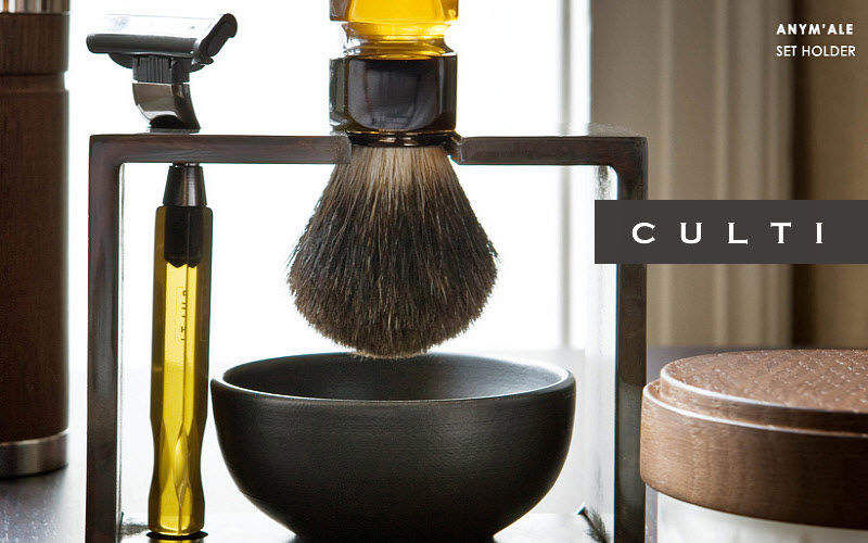 CULTI MILANO Shaving brush Bathroom accessories Bathroom Accessories and Fixtures Bathroom | Classic