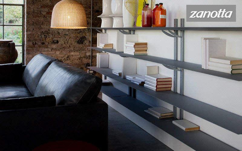 Zanotta Multi-level wall shelf Shelves Storage  |
