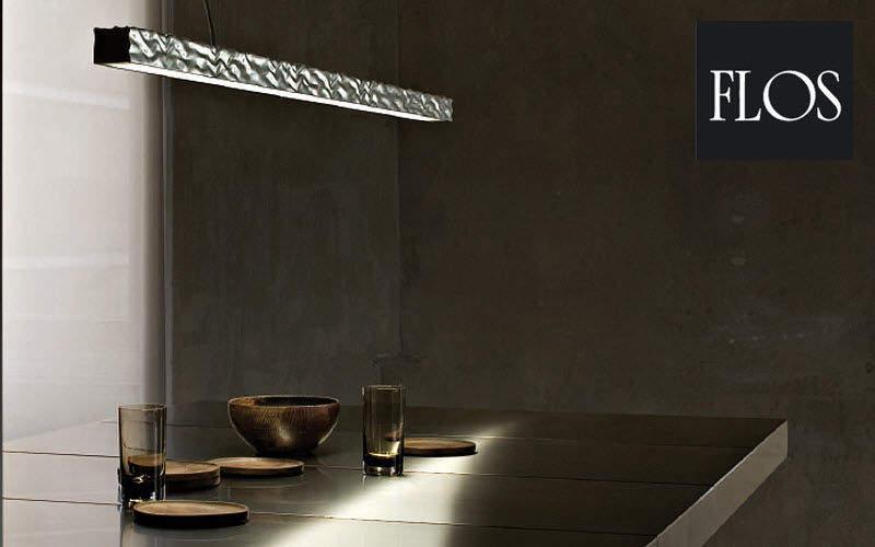 FLOS Hanging lamp Chandeliers & Hanging lamps Lighting : Indoor Dining room | Design Contemporary
