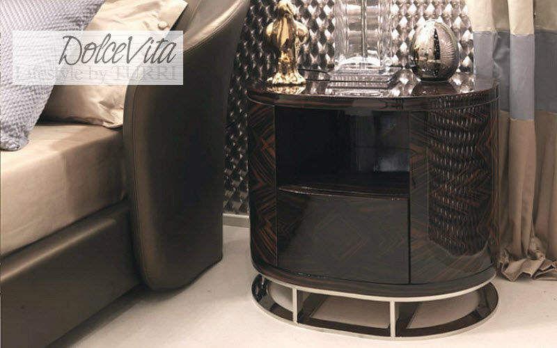 DOLCE VITA LIFESTYLE Bedside table Bed ends Furniture Beds Bedroom | Design Contemporary