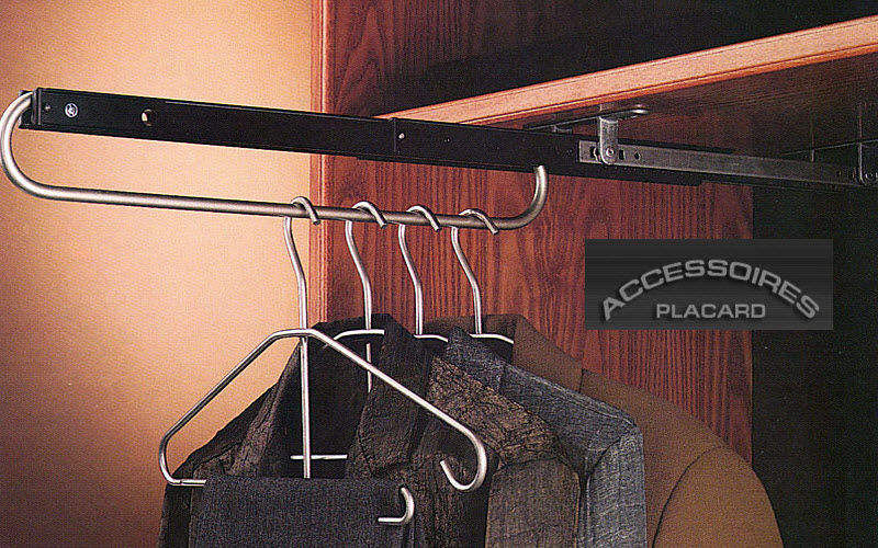 Agencia Accessoires-Placard Wardrobe rod Various small hardware Hardware  |
