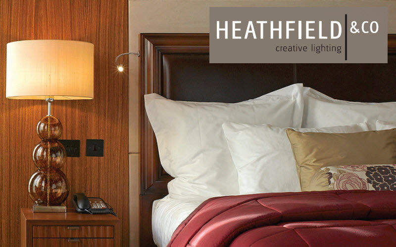 Heathfield & Company Bedside lamp Lamps Lighting : Indoor  |