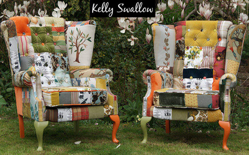 KELLY SWALLOW    Home office | Eclectic
