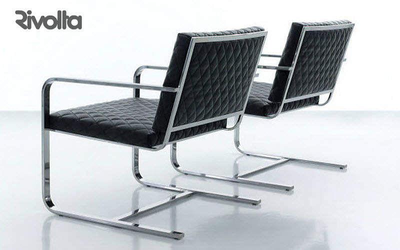 RIVOLTA Guest armchair Office chairs Office  |