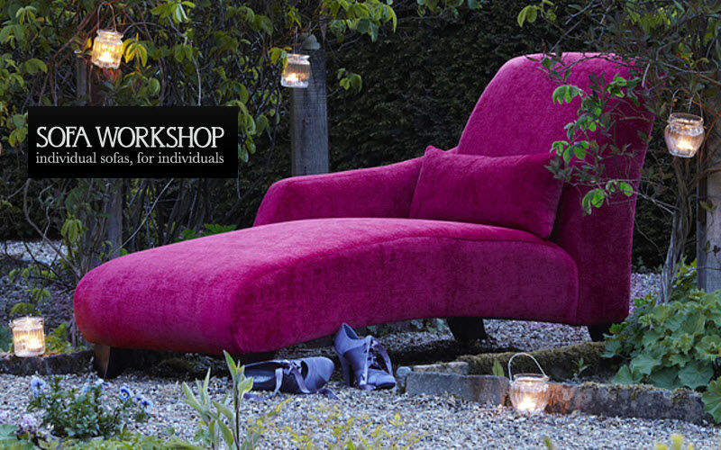 Sofa Workshop Lounge sofa Méridienne' sofa Seats & Sofas Living room-Bar | Classic