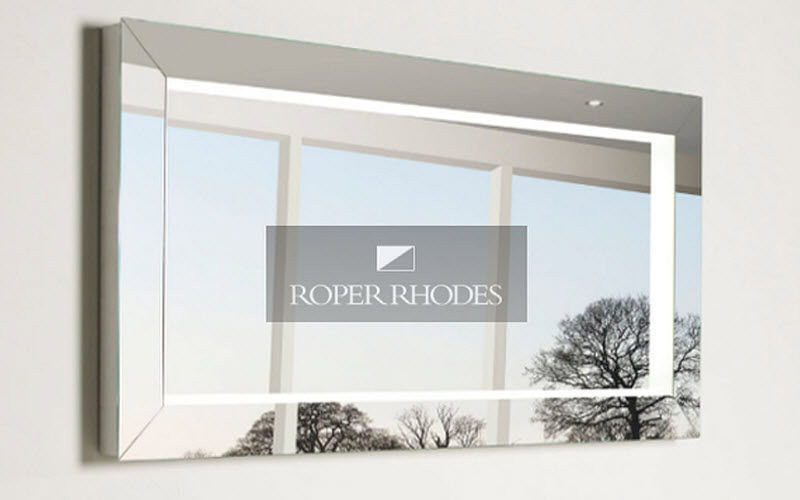 Roper Rhodes Illuminated mirror Mirrors Bathroom Bathroom Accessories and Fixtures Bathroom | Design Contemporary