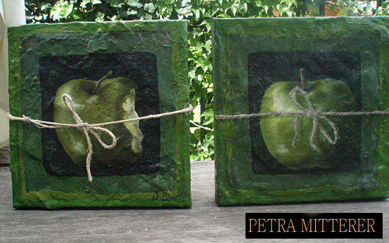 ATELIER PETRA MITTERER Contemporary painting Paintings Art and Ornaments  |