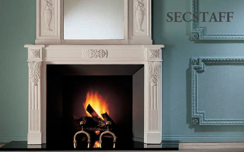 SECSTAFF Open fireplace Fireplaces Fireplace  |