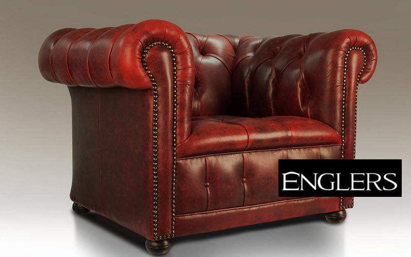 Englers Chesterfield Armchair Armchairs Seats & Sofas  |