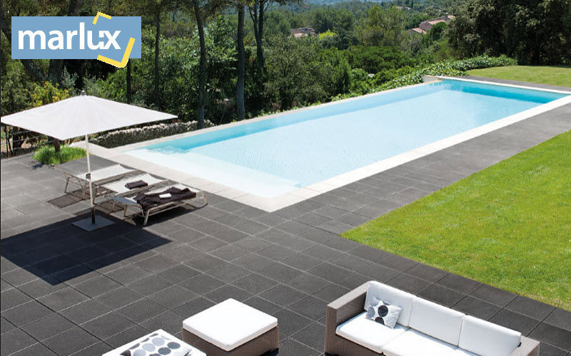 Marlux all decoration products for Piscine 4x8