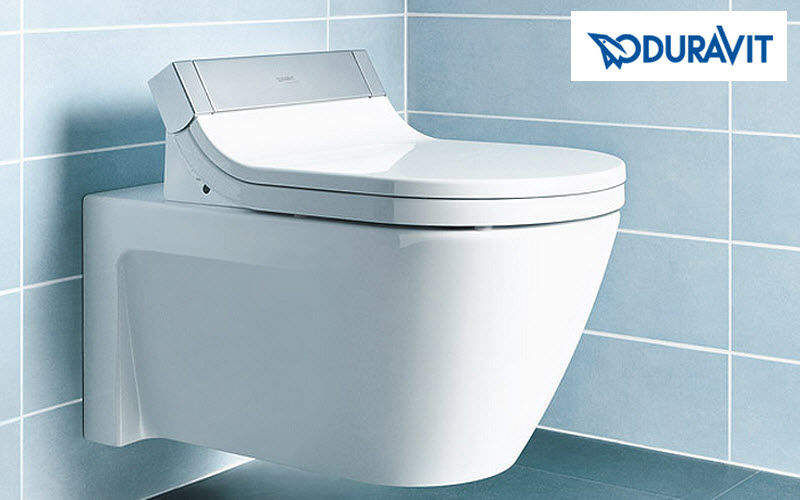 Duravit Wall mounted toilet WCs & wash basins Bathroom Accessories and Fixtures  |