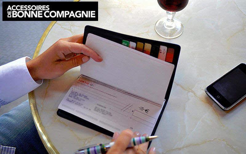 ADBC Accessoires De Bonne Compagnie Distribution Cheque- book case Bags and Accessories Beyond decoration  |