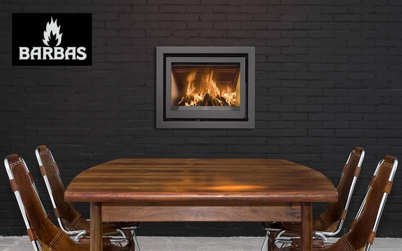 Barbas Fireplace insert Stoves, hearths, enclosed heaters Fireplace  |