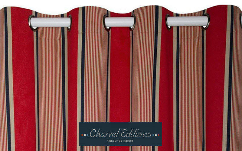 CHARVET EDITIONS Eyelet curtain Curtains Curtains Fabrics Trimmings  |