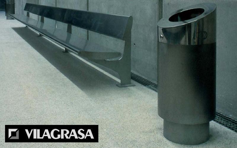 VILAGRASA Litter bin Street furniture Outdoor Miscellaneous  |