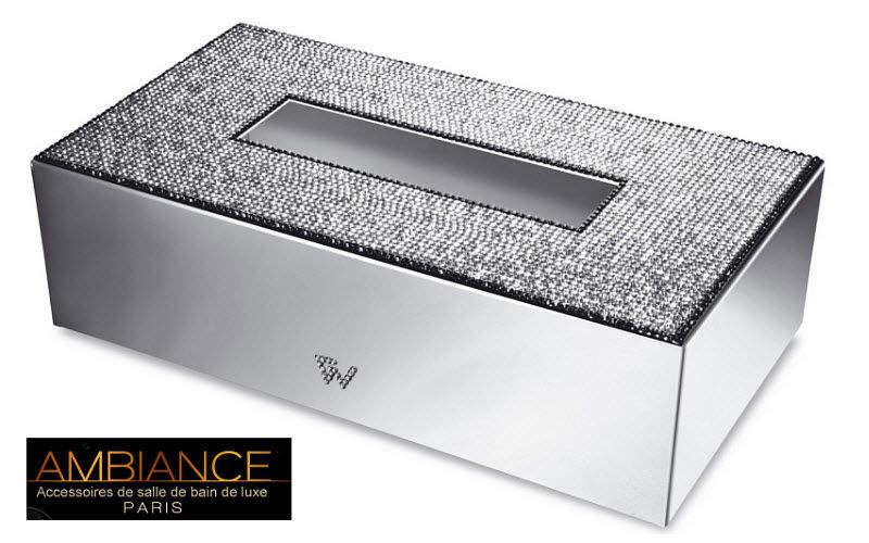 AMBIANCE PARIS Tissues-box cover Bathroom accessories Bathroom Accessories and Fixtures  |