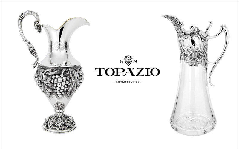 Topazio Carafe [antique] Bottles & Carafes Glassware  |