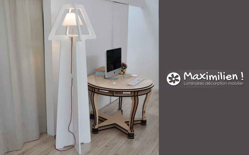 MAXIMILIEN Floor lamp Lamp-holders Lighting : Indoor  | Eclectic