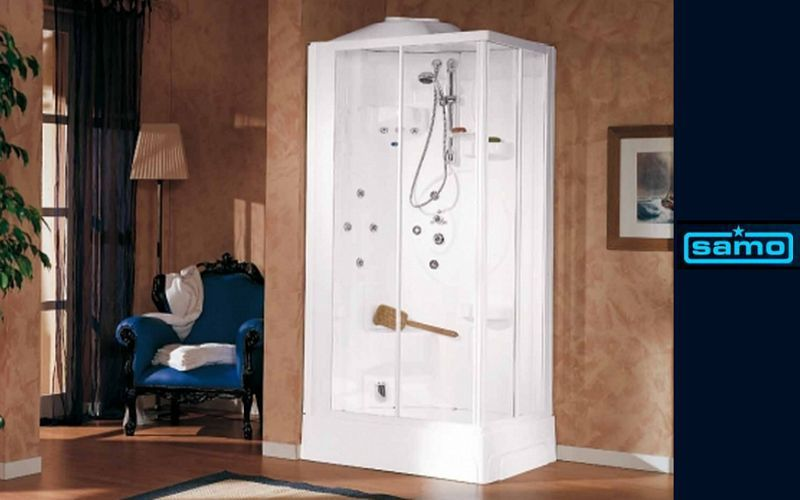 Samo Hydromassage shower enclosure Showers & Accessoires Bathroom Accessories and Fixtures  |