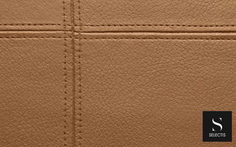Selectis Imitation leather Furnishing fabrics Curtains Fabrics Trimmings   