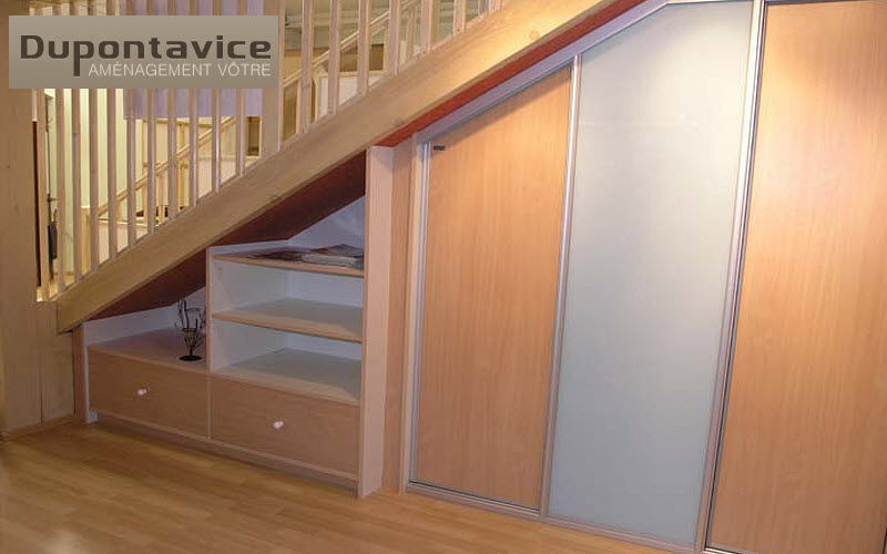 Dupontavice Cupboard under slope Wardrobes Wardrobe and Accessories  |