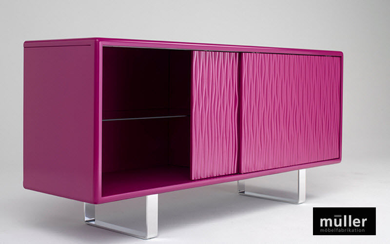 müller Sideboard with pull-out shelf Cabinets and Buffets Storage  |