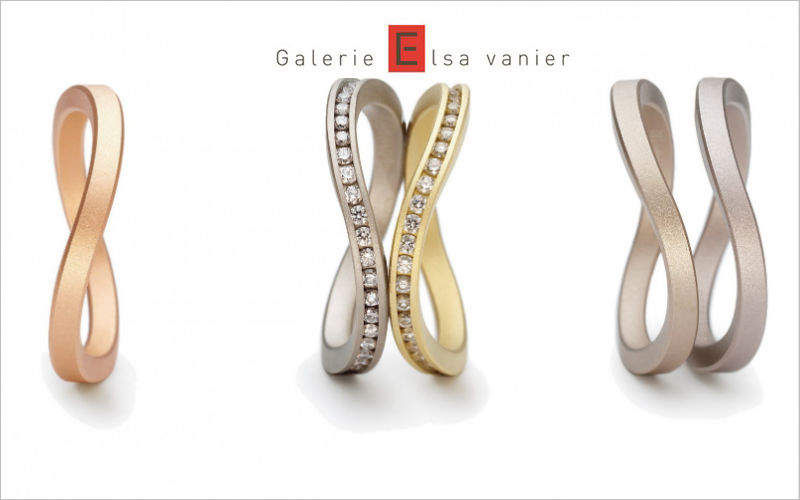 Galerie ELSA VANIER Ring Jewelry Beyond decoration  |