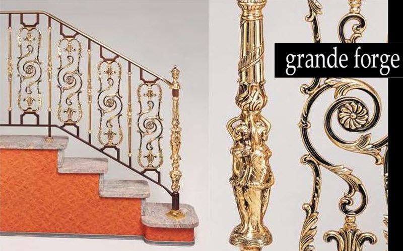 Grande Forge Banister Stairs and ladders House Equipment  |
