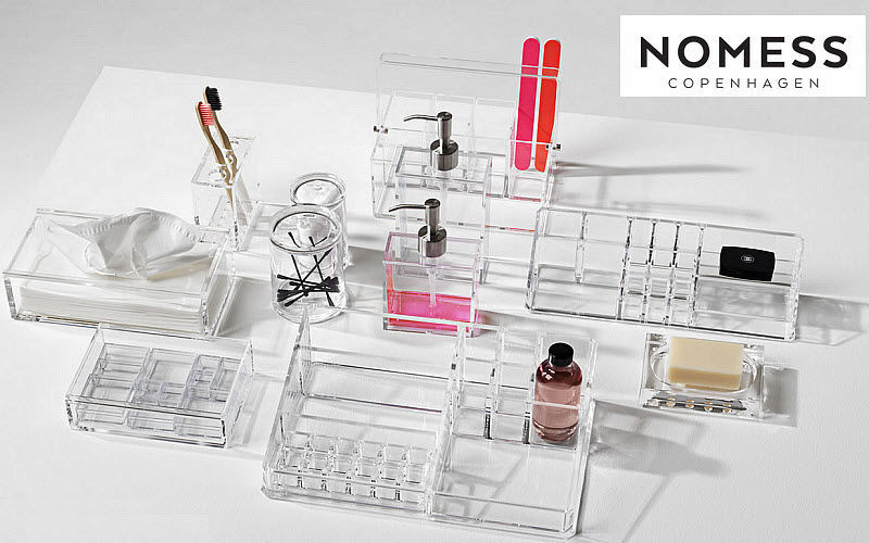 nomess copenhagen Bathroom accessories (Set) Bathroom accessories Bathroom Accessories and Fixtures  |