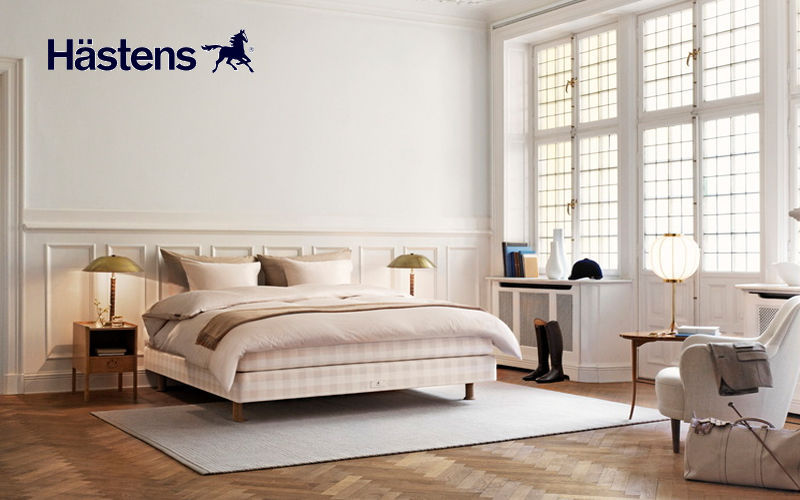 Hästens Double bed Double beds Furniture Beds Bedroom | Design Contemporary