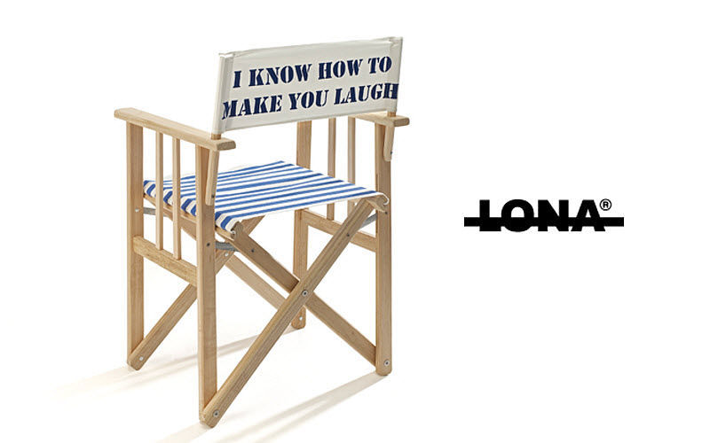 LONA Director's chair Armchairs Seats & Sofas  |