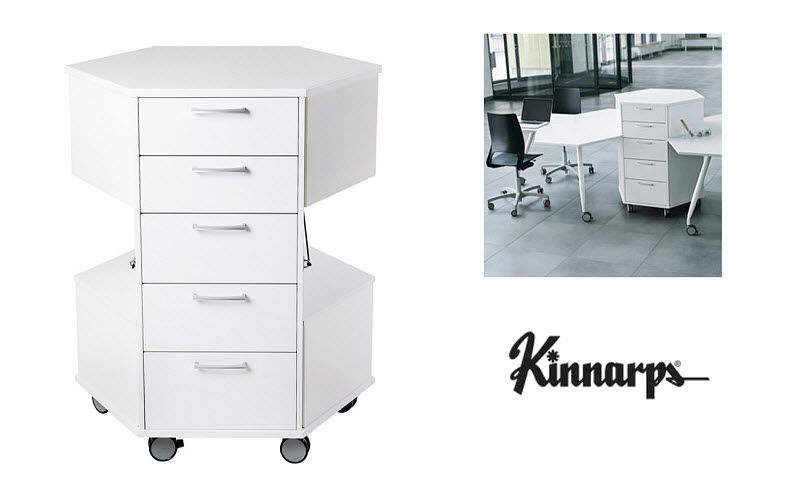 Kinnarps Mobile desk drawer unit Cupboards and storage Office  |