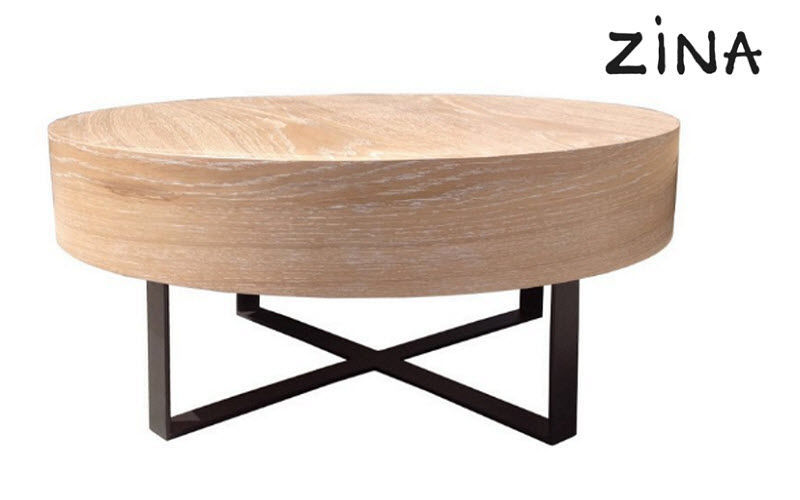 ZINA Round coffee table Low tables Tables and Misc.   