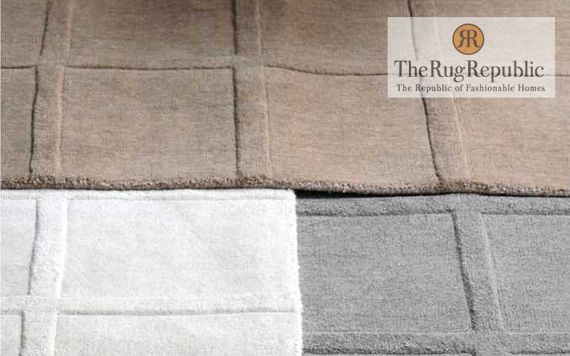 THE RUG REPUBLIC Modern rug Modern carpets Carpets Rugs Tapestries  |