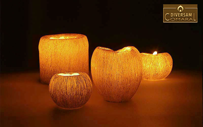 DIVERSAM COMARAL Christmas candle Christmas decorations Christmas and Holidays  |