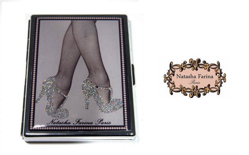 Natasha Farina Cigarettes case Tobacco Decorative Items  |