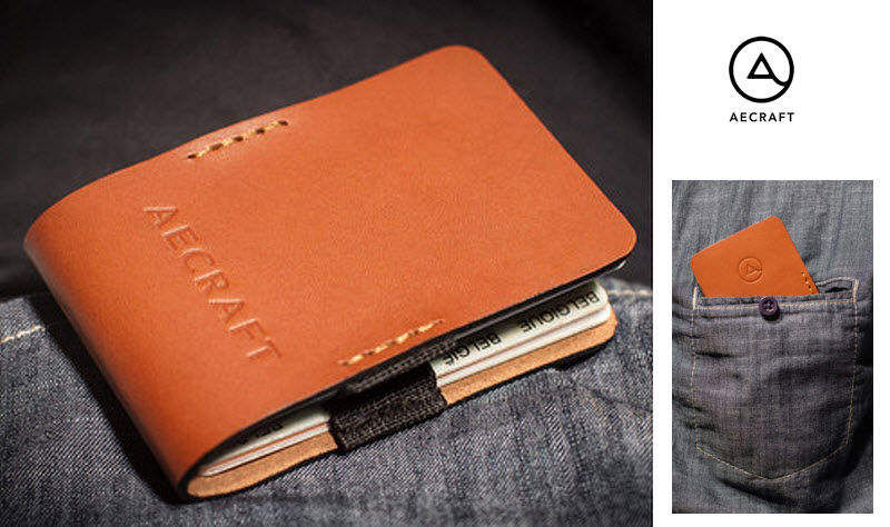 AECRAFT Wallet Bags and Accessories Beyond decoration  |