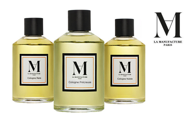 LA MANUFACTURE DES CHATEAUX Eau de toilette Various flowers and aromatics Flowers and Fragrances  |