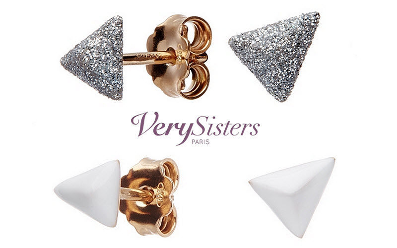 VERY SISTERS Earring Jewelry Beyond decoration  |