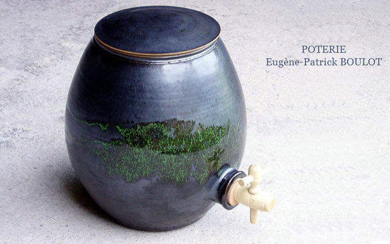 POTERIE BOULOT Vinaigrette bottle Preserves (Containers-Pots-Jars) Kitchen Accessories   