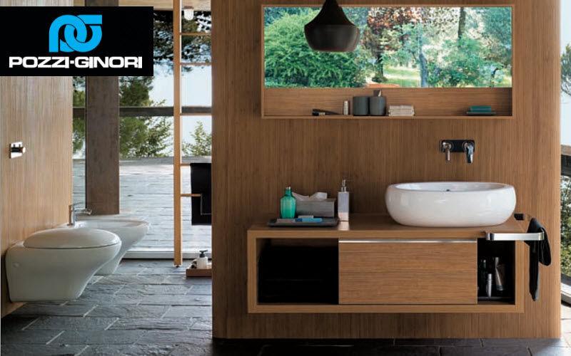 POZZI-GINORI Bathroom Fitted bathrooms Bathroom Accessories and Fixtures Bathroom | Design Contemporary