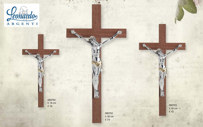 Leonardo Argenti Crucifix Religious ornaments Ornaments  |