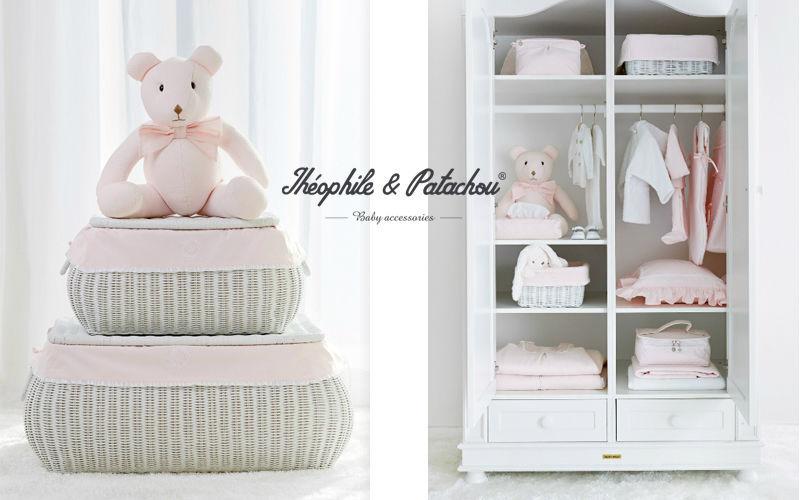 Theophile & Patachou Children's wardrobe Storage (Children) Children's corner   