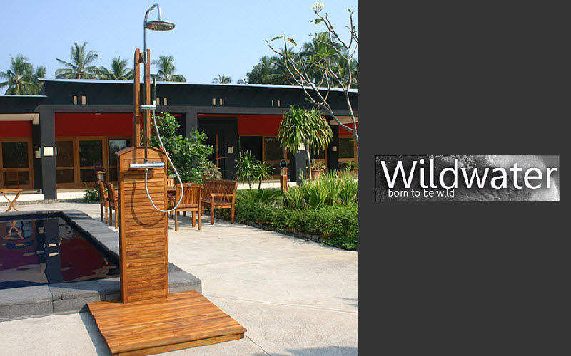 WILDWATER Outdoor shower Games and comfort Swimming pools and Spa  |