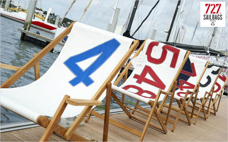 727 SAILBAGS Deck chair Garden chaises longues Garden Furniture  |