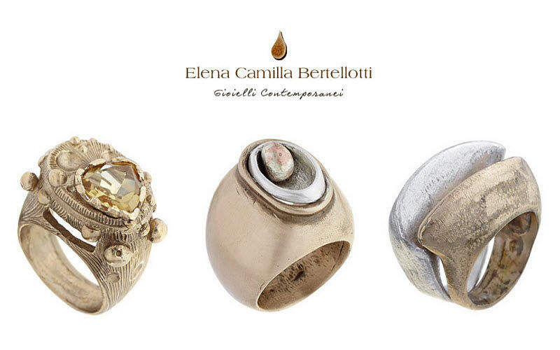 ELENA CAMILLA BERTELLOTTI Ring Jewelry Beyond decoration  |