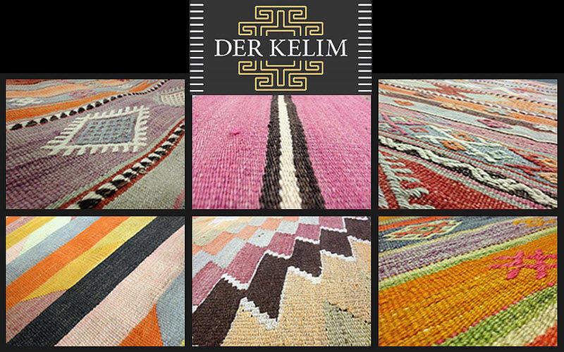 DER KELIM OGUZ HANDELSGESELLSCHAFT Kilim Designer carpets Carpets Rugs Tapestries   