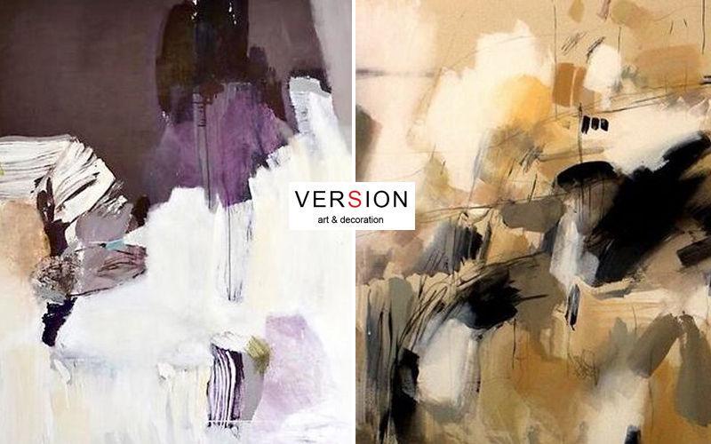 VERSION Contemporary painting Paintings Art   