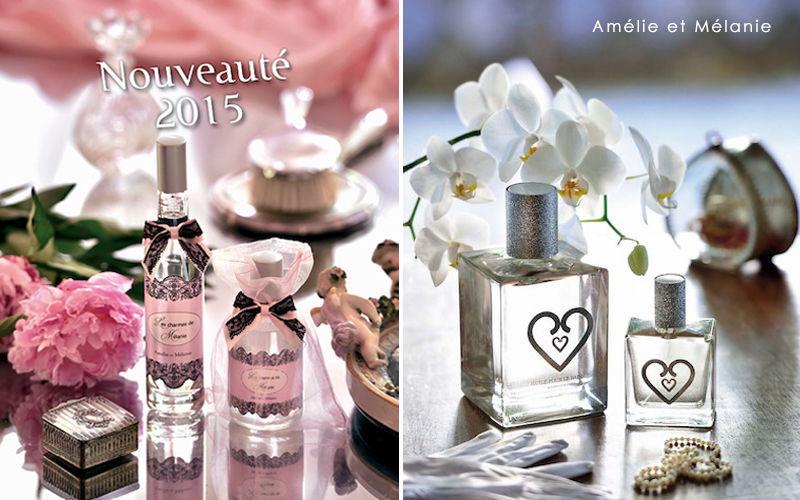Amelie et Melanie Home fragrance Scents Flowers and Fragrances  |